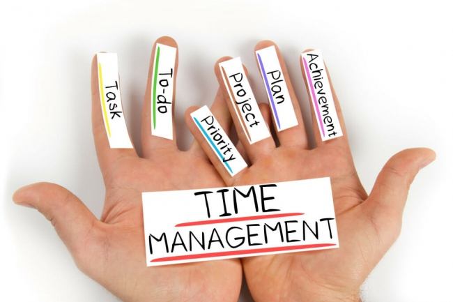 A Brief Guide to Time Management