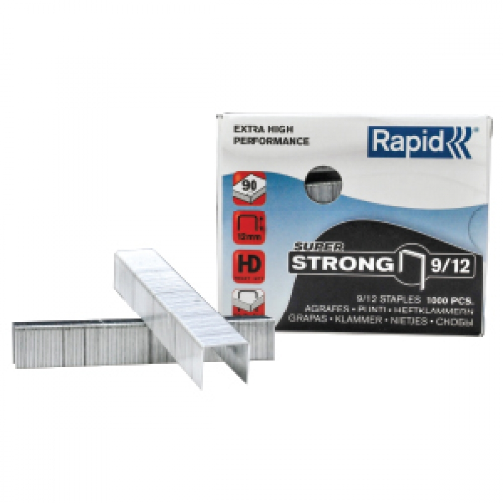 RAPID  STAPLES 12/9 1000 PCS