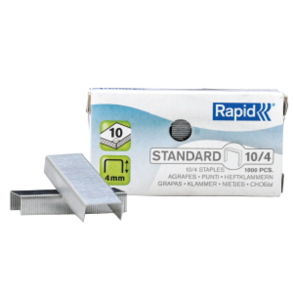 RAPID  STAPLES 4/10 1000 PCS