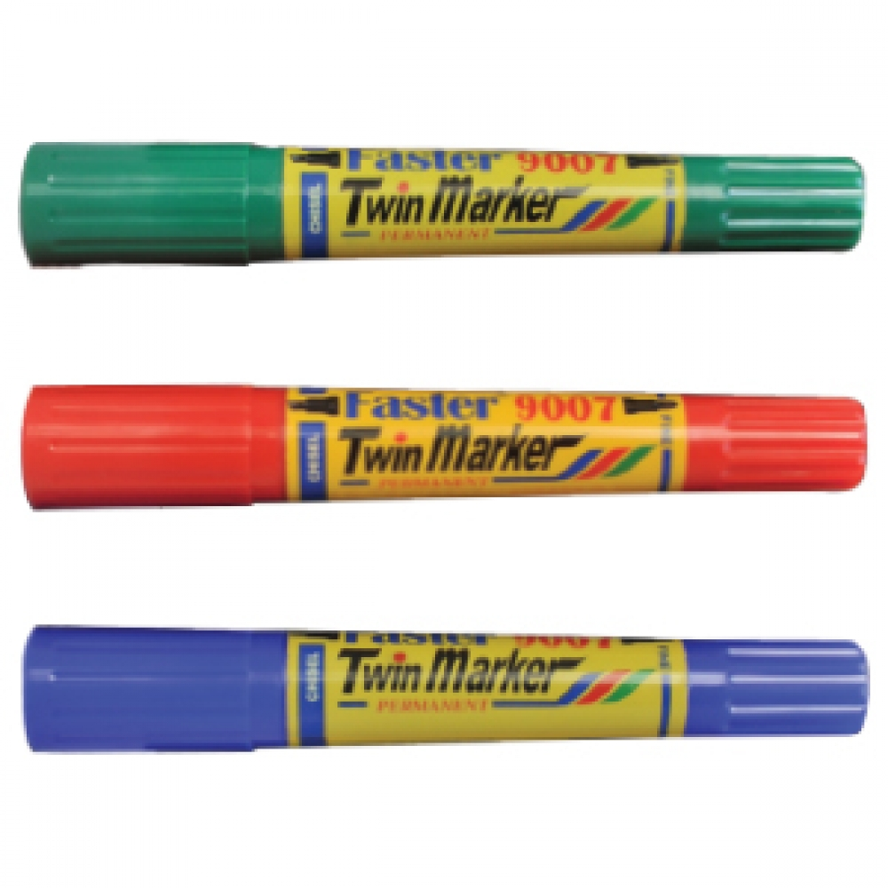 "TEXTA FASTER 9007 ""TWIN MARKER PERMANENT"""