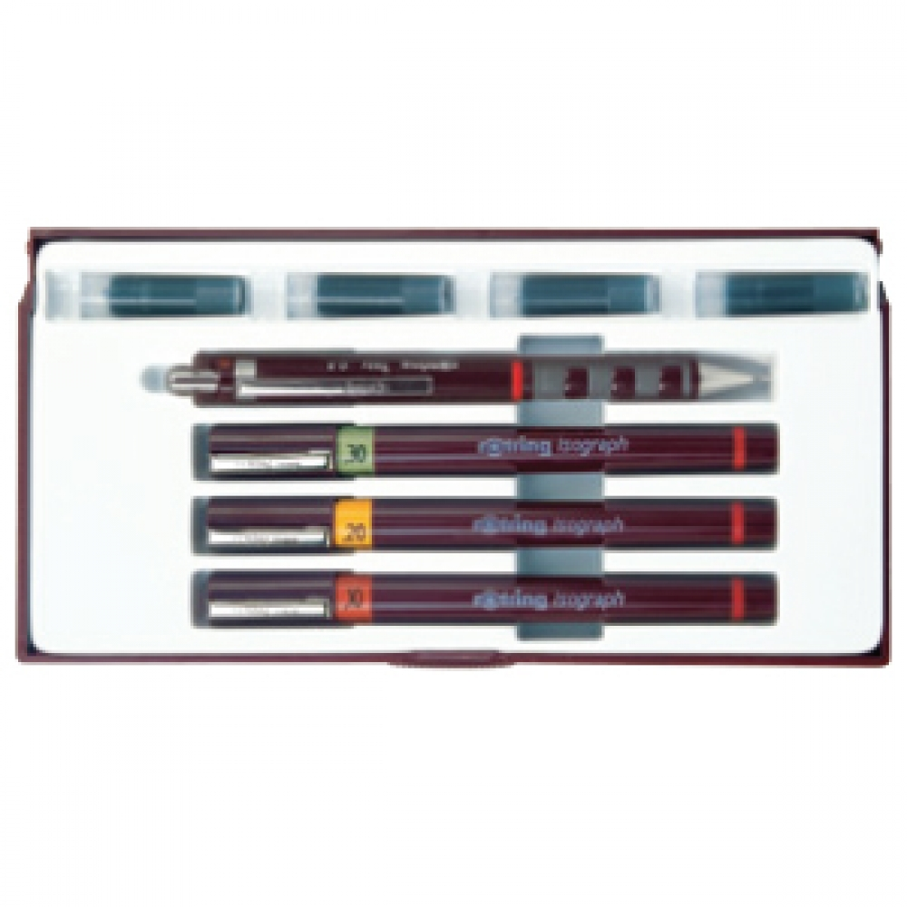 ROTRING ISOGRAPH JUNIOR SET