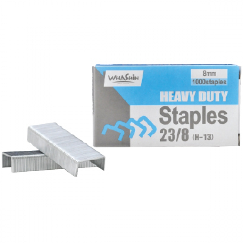 WHASHIN STAPLES 8/23  1000 PCS