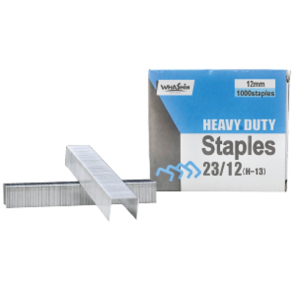 WHASHIN STAPLES 12/23 1000 PCS