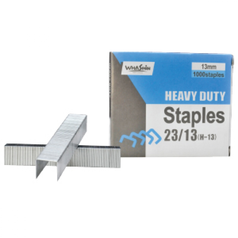WHASHIN STAPLES 13/23 1000 PCS