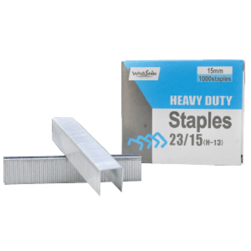 WHASHIN STAPLES 15/23  1000 PCS