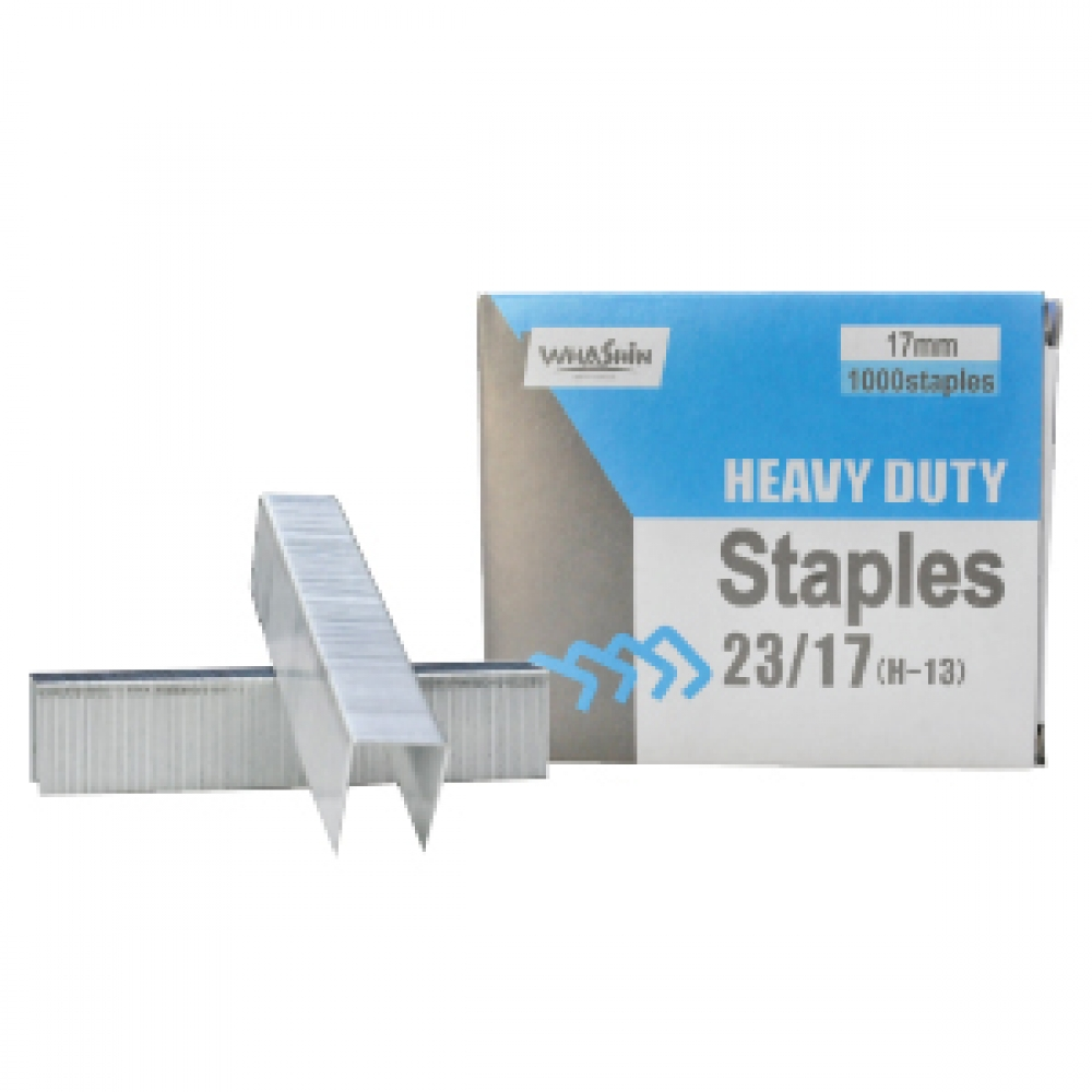 WHASHIN STAPLES 17/23  1000 PCS