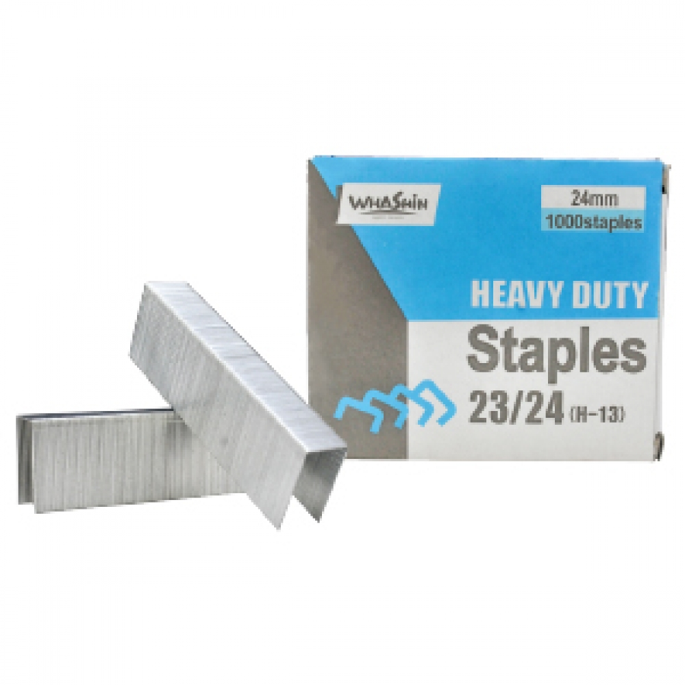WHASHIN STAPLES 24/23 1000 PCS