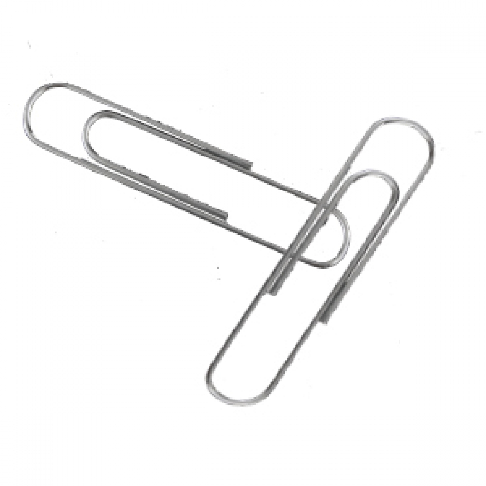 STRONGER PAPER CLIPS 33 MM