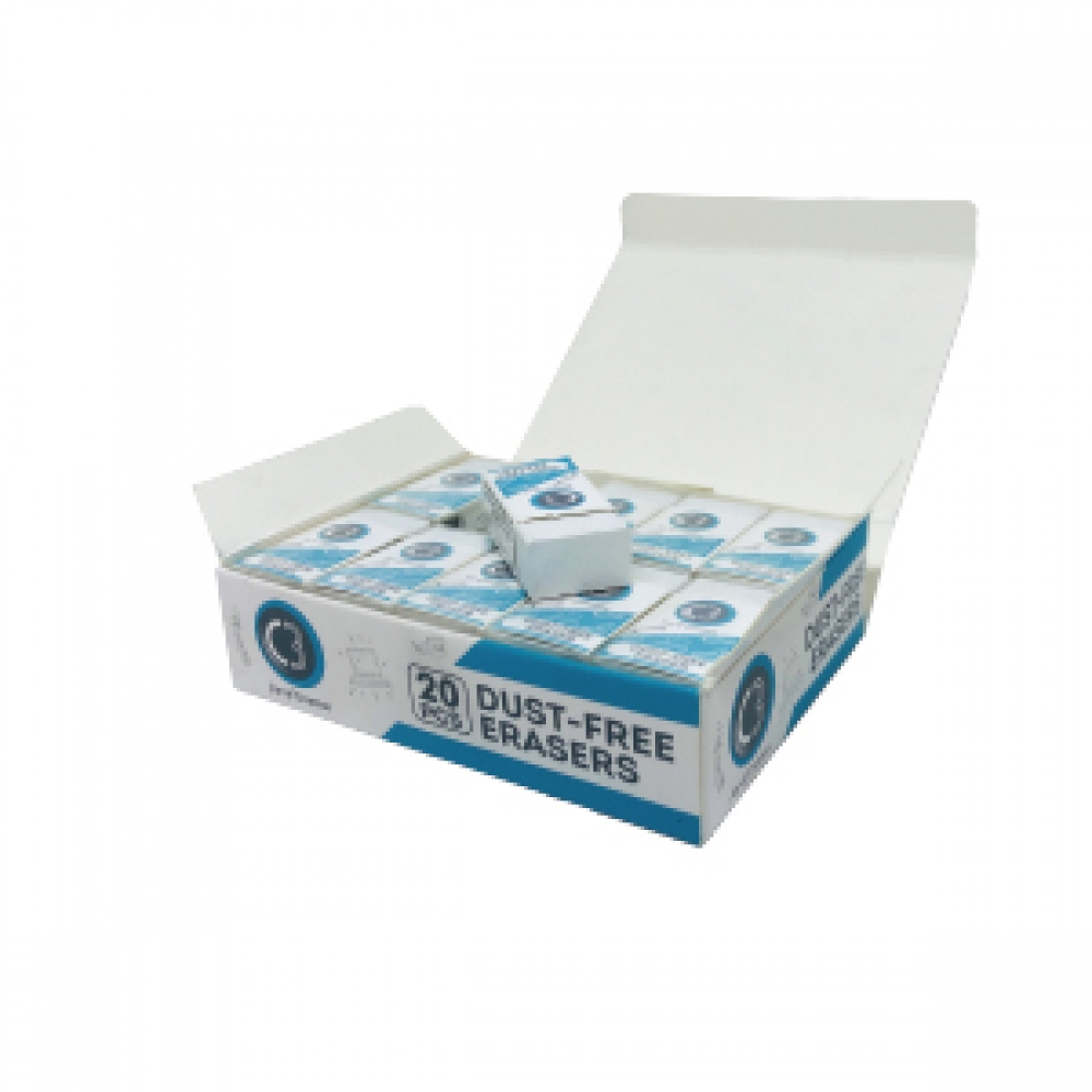 C3 DUST-FREE ERASERS 7906
