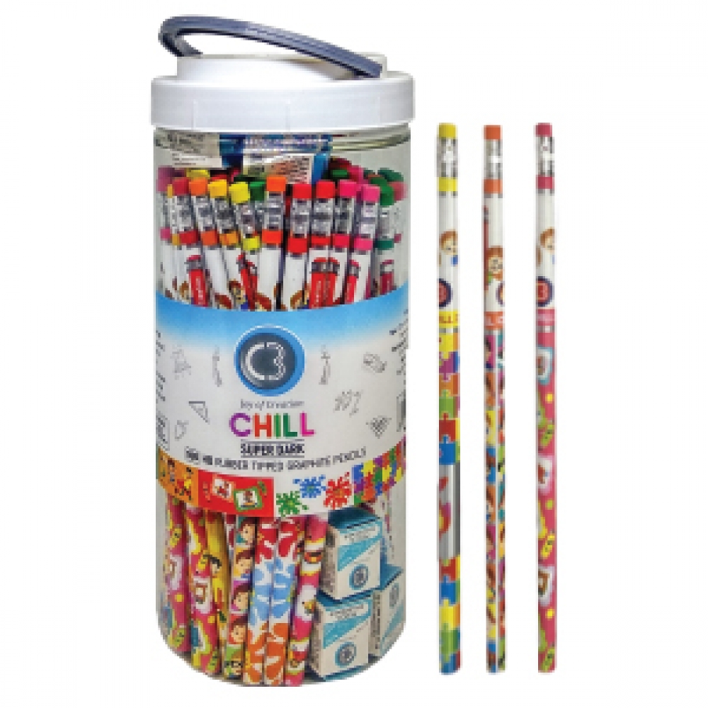 C3 CHILL PENCILS JAR