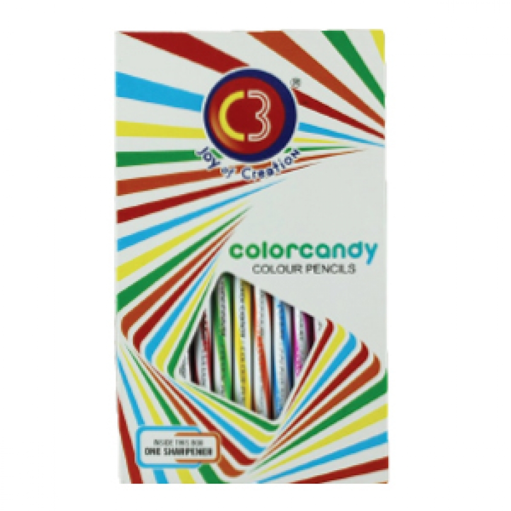 C3 pencil color candy