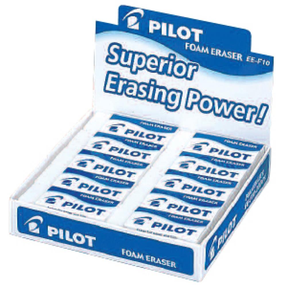 PILOT FOAM ERASER EE-F10