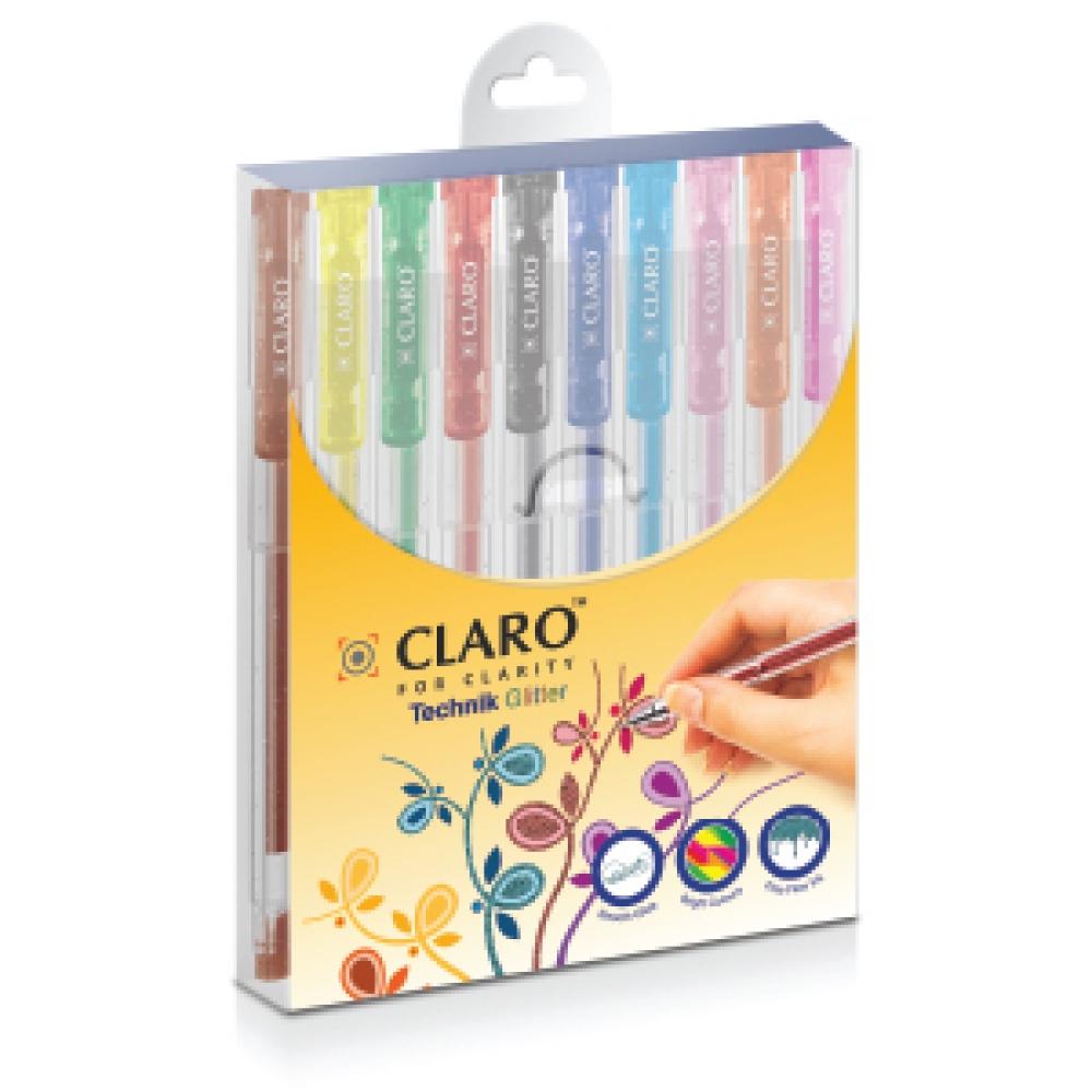 CLARO TECHNIK Glitter PEN  0.7